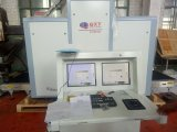 Bagagem de raio X Scanner com tela LCD de alta resolução para inspeção de bagagens