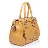 Alto sacchetto di cuoio delle donne del sacchetto di Tote della signora Handbags PU di modo (WDL0732)