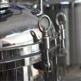 Acero inoxidable de alta calidad de productos químicos de calefacción eléctrica de reactores de tanque agitado