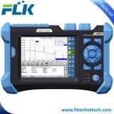 Palm Mini Cabo de fibra óptica OTDR testador da Máquina para FTTH Council