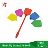 Colourful&Movable Plastikmoskito-Fangfederblech-FliegeSwatter