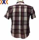 [يوونغ من] قميص مع [ي/د] نسيج مربّع