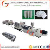 Линия штрангя-прессовани доски продукции Line/PVC листа пены/пластичная машина панели