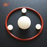 [نون-بويسنووس] صلبة بيضاء [سليكن روبّر] [بوونسي] لعبة كرة