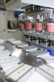 Cor da máquina de impressão 4 da almofada de Dongguan com o transporte para frascos