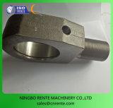 Выкованные и точность изготовленный на заказ гидровлического цилиндра компонентные части