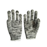 Segurança do Trabalho de malha de algodão colorido luvas de algodão luvas de trabalho de segurança