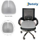 연약한 탄력 있는 Breathable 실리콘 안마 매일 의자 방석