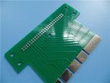 PCB de lado único Poliimida 50um circuito impresso PCB Flex