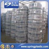 Belüftung-transparente freie Wasser-Schlauch-Plastikfaser-umsponnener Garten-Rohr-Schlauch