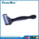 Máquina de barbear de segurança de boa qualidade dos homens da China de lâmina de barbear