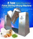 Oferta V tipo mesa de mezclas para material granulado y polvo seco, hechas de acero inoxidable, máquina mezcladora de alimentos