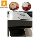 Cappuccino Selfie Café de l'imprimante face de l'imprimante Imprimante De l'art d'ondulation de Café de la machine