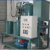 Macchina dielettrica di filtrazione dell'olio