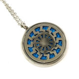 De imitatie Juwelen van de Halsband van het Roestvrij staal van de Juwelen van de Manier van de Gift