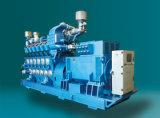 Generator-Set des Gas-1MW-2MW-5MW (DOPPELkraftstoff)