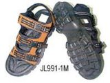 L'homme sandale en PVC (JL991-1M)