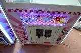 Máquina del regalo de la garra de la grúa de los juegos de arcada de juego del parque de atracciones
