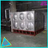 Grand réservoir d'eau en acier inoxydable fabriqués en Chine