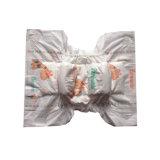 Couche-culotte molle d'Untra de bande magique remplaçable de Clothlike Backsheet pour le bébé