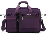 Einzelne Schulter-grosser Kapazitäts-Mann-Laptop-Notizbuch-Beutel-Aktenkoffer (CY3727)