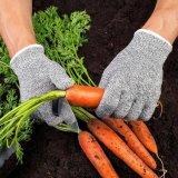 Отрежьте упорные прочные удобные работая перчатки