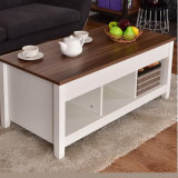 Wooden Lift Coffee Counts with Storage, End Table for Sale