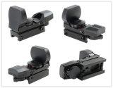 Taktischer 4 Fadenkreuz-Reflex 1X22X33 roter u. grüner PUNKT Jagd-Anblick