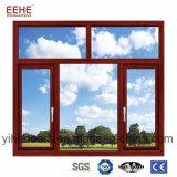 Высокое качество алюминиевое Windows с стеклом стандарта Австралии