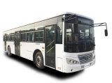 2017 새로운 디자인 디젤 엔진 도시 버스 Slk6129 높은 지면