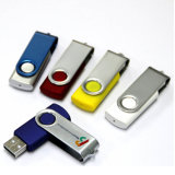 Mecanismo impulsor clásico 128MB 512MB 1g 2g 4G 8g 10g 12g 14G 16g del flash del USB del eslabón giratorio