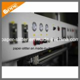 Rodillo de alta velocidad del papel de máquina de Rewinder de la cortadora