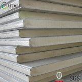 鋼鉄PUサンドイッチパネルまたは壁パネルか耐火性の屋根のパネル