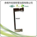 Maniglia in lega di zinco dell'acquazzone del metallo per gli articoli sanitari di vetro dell'acquazzone