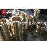 Bronzestranggußmaschine für die Herstellung der Bronzepeilung