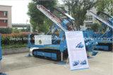 Mdl-150d ancrage appareil de forage à chenilles de puits de forage pour la construction de la couche de roche et de casse