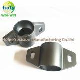 Алюминия CNC гнезда под подшипник части изготовленный на заказ подвергая механической обработке в славной отделке