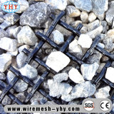Schermo ad alto tenore di carbonio della scanalatura del collegare della molla per la cava
