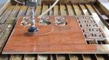 Alimentação de fábrica marítimas em mármore máquina de corte (máquina de corte de granito)