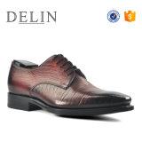 Настроенные удобные мужские классические туфли из натуральной кожи