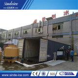Shenzhen Sindeice 10t el ahorro de energía de la máquina de bloque de hielo de contenedores industriales