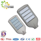 Novo 8 Anos de garantia 130lm / W 200W LED de energia solar Street, o LED de luz da lâmpada de rua, o LED de luz de estrada