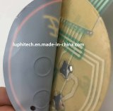 На ощупь Enbossing металлические купола светодиоды подсветки различных цветов мембранный переключатель