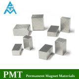 Magnete del AlNiCo 35*35*35*8 con materiale magnetico permanente