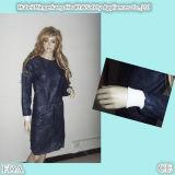 Wegwerf-pp.-chirurgisches Kleid für Krankenhaus