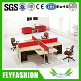 As estações de trabalho da equipe de mobiliário de escritório modular com prateleira (OD-61)