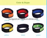 De milieuvriendelijke Aangepaste Klitband van de Armband van de Mug Afstotende