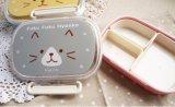 플라스틱 Bento 도시락 음식 콘테이너 20037