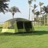 야외에서 야영하는 6-8명의 사람 Familys를 위한 4m 돔 천막에 의하여 주문을 받아서 만들어진 4m