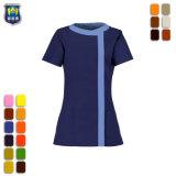 백색 타이 살롱을%s 가진 파랑 및 숙녀를 위한 온천장 제복